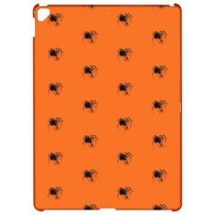 Funny Halloween   Spider Pattern Apple Ipad Pro 12 9   Hardshell Case by MoreColorsinLife