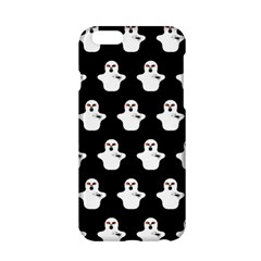 Funny Halloween   Ghost Pattern Apple Iphone 6/6s Hardshell Case by MoreColorsinLife