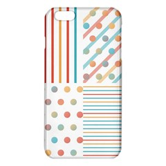 Simple Saturated Pattern Iphone 6 Plus/6s Plus Tpu Case by linceazul