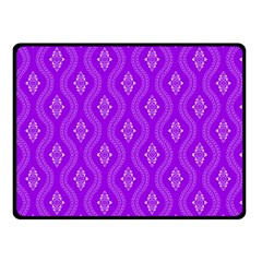 Decorative Seamless Pattern  Double Sided Fleece Blanket (small)  by TastefulDesigns