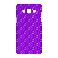 Decorative Seamless Pattern  Samsung Galaxy A5 Hardshell Case