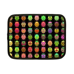 Beetles Insects Bugs Netbook Case (small)  by BangZart