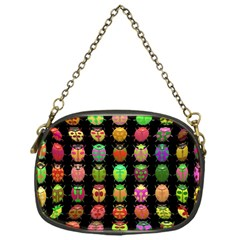 Beetles Insects Bugs Chain Purses (one Side)  by BangZart