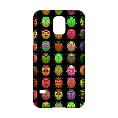 Beetles Insects Bugs Samsung Galaxy S5 Hardshell Case  by BangZart