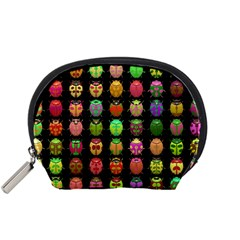 Beetles Insects Bugs Accessory Pouches (small)