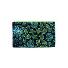Blue Lotus Cosmetic Bag (xs) by BangZart