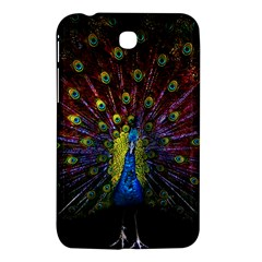 Beautiful Peacock Feather Samsung Galaxy Tab 3 (7 ) P3200 Hardshell Case