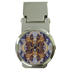 Baroque Fractal Pattern Money Clip Watches by BangZart