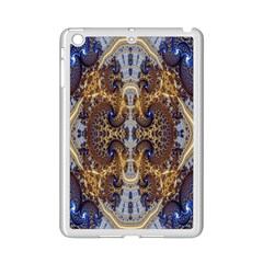 Baroque Fractal Pattern Ipad Mini 2 Enamel Coated Cases by BangZart