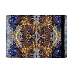 Baroque Fractal Pattern Ipad Mini 2 Flip Cases by BangZart