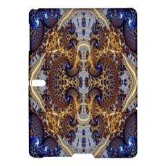 Baroque Fractal Pattern Samsung Galaxy Tab S (10 5 ) Hardshell Case  by BangZart