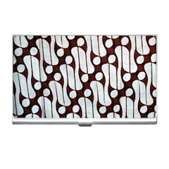 Batik Art Patterns Business Card Holders by BangZart