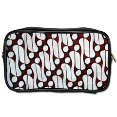 Batik Art Patterns Toiletries Bags