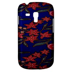 Batik  Fabric Galaxy S3 Mini