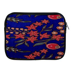 Batik  Fabric Apple Ipad 2/3/4 Zipper Cases