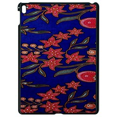 Batik  Fabric Apple Ipad Pro 9 7   Black Seamless Case by BangZart