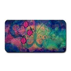 Background Colorful Bugs Medium Bar Mats by BangZart