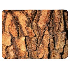 Bark Texture Wood Large Rough Red Wood Outside California Samsung Galaxy Tab 7  P1000 Flip Case