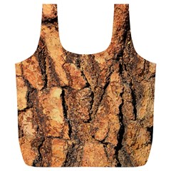 Bark Texture Wood Large Rough Red Wood Outside California Full Print Recycle Bags (l)  by BangZart