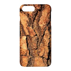 Bark Texture Wood Large Rough Red Wood Outside California Apple Iphone 7 Plus Hardshell Case by BangZart