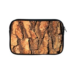Bark Texture Wood Large Rough Red Wood Outside California Apple Macbook Pro 13  Zipper Case by BangZart