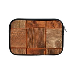Barnwood Unfinished Apple Ipad Mini Zipper Cases by BangZart