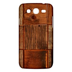 Barnwood Unfinished Samsung Galaxy Mega 5 8 I9152 Hardshell Case