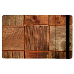 Barnwood Unfinished Apple Ipad Pro 12 9   Flip Case by BangZart