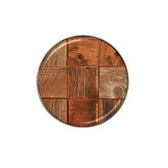 Barnwood Unfinished Hat Clip Ball Marker by BangZart