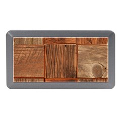 Barnwood Unfinished Memory Card Reader (mini) by BangZart
