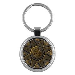 Aztec Runes Key Chains (round)  by BangZart