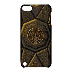 Aztec Runes Apple Ipod Touch 5 Hardshell Case With Stand by BangZart