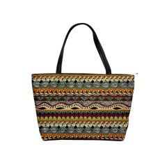 Aztec Pattern Ethnic Shoulder Handbags