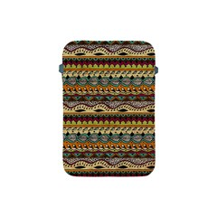 Aztec Pattern Ethnic Apple Ipad Mini Protective Soft Cases by BangZart