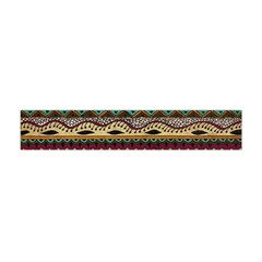 Aztec Pattern Ethnic Flano Scarf (mini) by BangZart