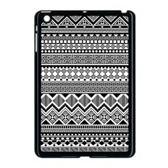 Aztec Pattern Design Apple Ipad Mini Case (black) by BangZart
