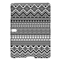 Aztec Pattern Design(1) Samsung Galaxy Tab S (10 5 ) Hardshell Case  by BangZart