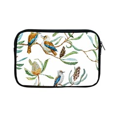 Australian Kookaburra Bird Pattern Apple Ipad Mini Zipper Cases