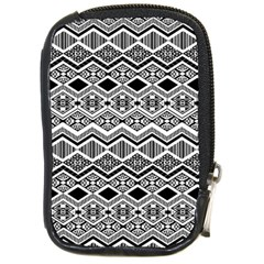 Aztec Design  Pattern Compact Camera Cases by BangZart