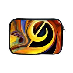 Art Oil Picture Music Nota Apple Ipad Mini Zipper Cases by BangZart