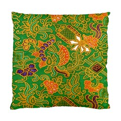 Art Batik The Traditional Fabric Standard Cushion Case (two Sides)