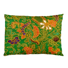 Art Batik The Traditional Fabric Pillow Case by BangZart