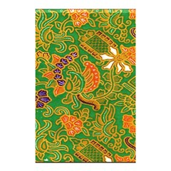 Art Batik The Traditional Fabric Shower Curtain 48  X 72  (small)  by BangZart