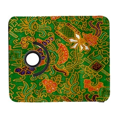 Art Batik The Traditional Fabric Galaxy S3 (flip/folio)