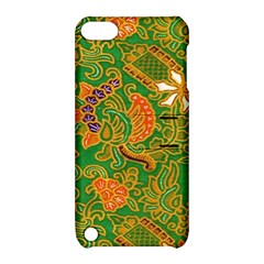 Art Batik The Traditional Fabric Apple Ipod Touch 5 Hardshell Case With Stand