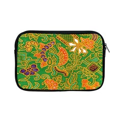 Art Batik The Traditional Fabric Apple Ipad Mini Zipper Cases
