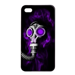 Gas Mask Apple Iphone 4/4s Seamless Case (black)