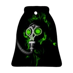 Gas Mask Ornament (bell) by Valentinaart