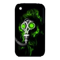 Gas Mask Iphone 3s/3gs by Valentinaart
