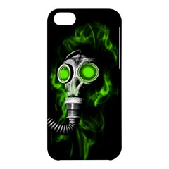 Gas Mask Apple Iphone 5c Hardshell Case by Valentinaart